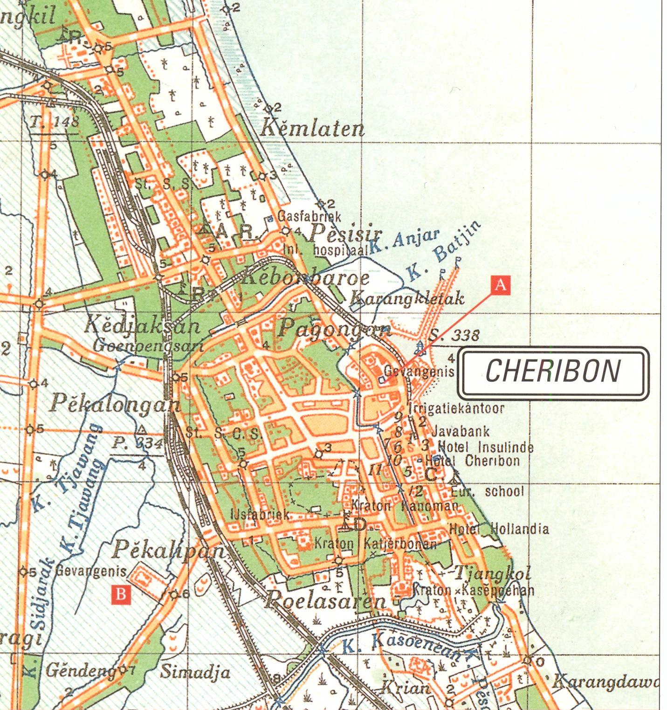gevangenis map download